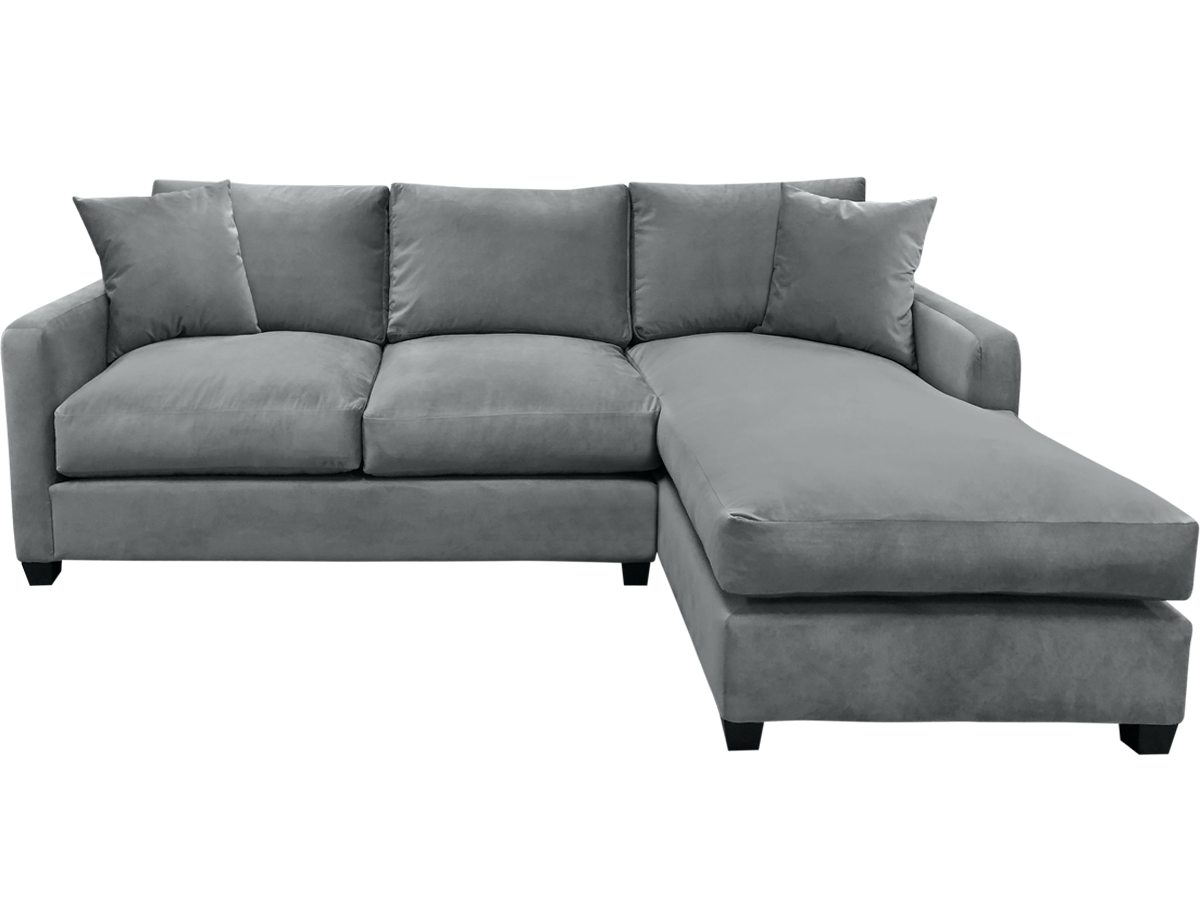 grey sectional elite sofa