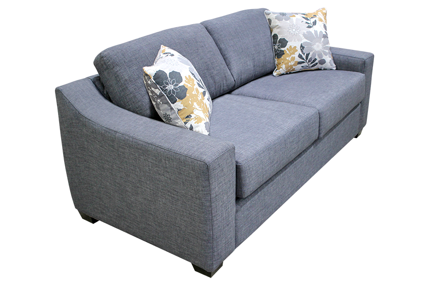 dark grey loveseat elite sofa