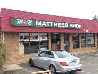 mn mattress shop front store