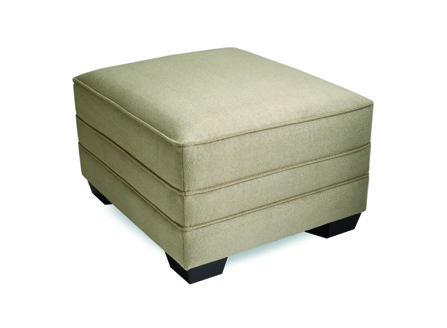three layers square beige chair