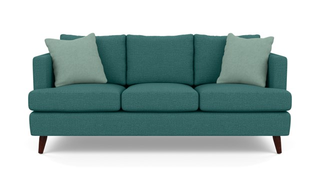 Special green Enya three sites sofa