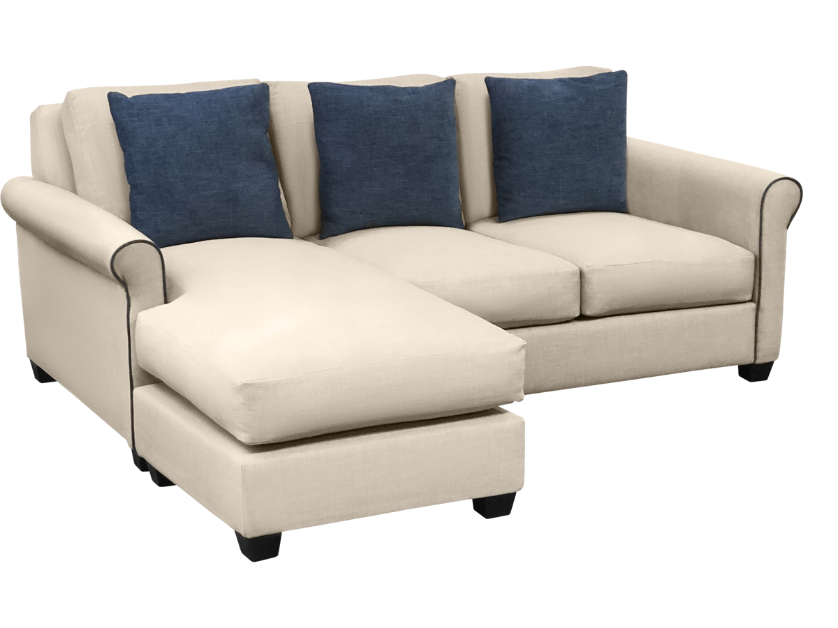 Gene sectional elite sofa