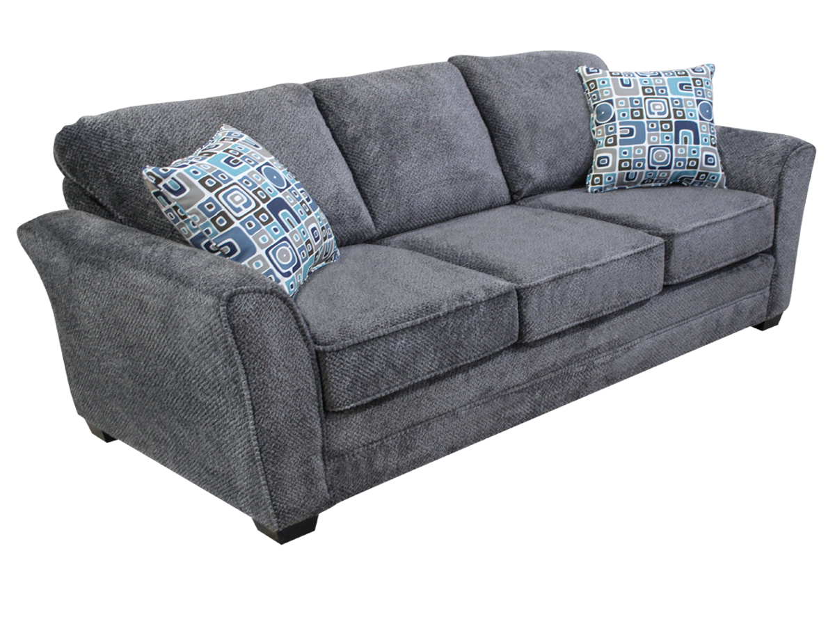 Iverson grey elite sofa bed.