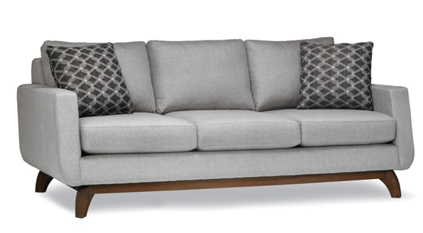 Modern and Stylish Myer sofa made in BC Canada