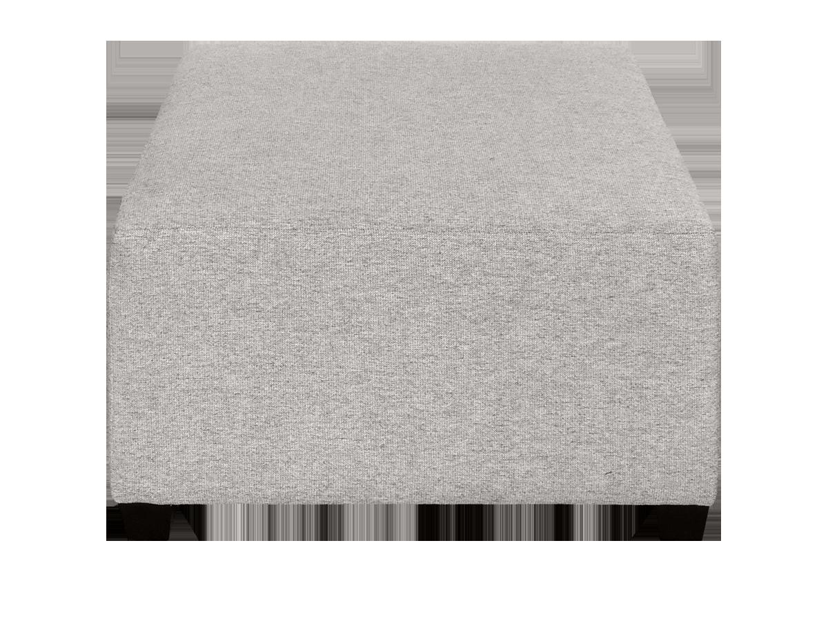 square block ottoman