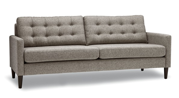 Canada beau sofa with layback and modern design