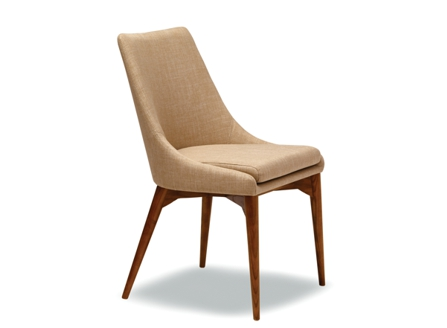 Canadian beige Gail chair with 4 stands
