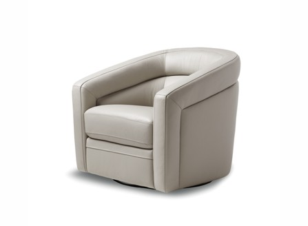 orlando beige armchair with round back design