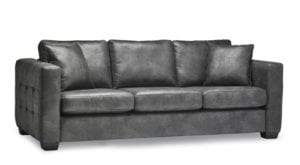 BC three sites Fashion Rowam Sofa with two matched pillows