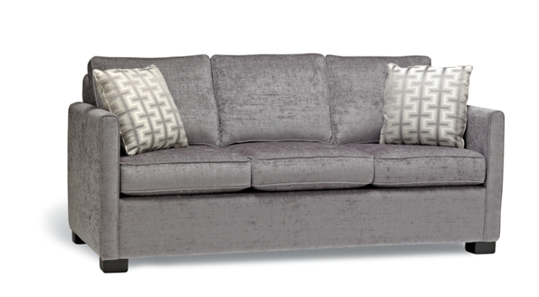new-fashioned grey zinc sofa in BC